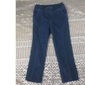 OshKosh B'Gosh Boys Corduroy Blue Pants Size 5T